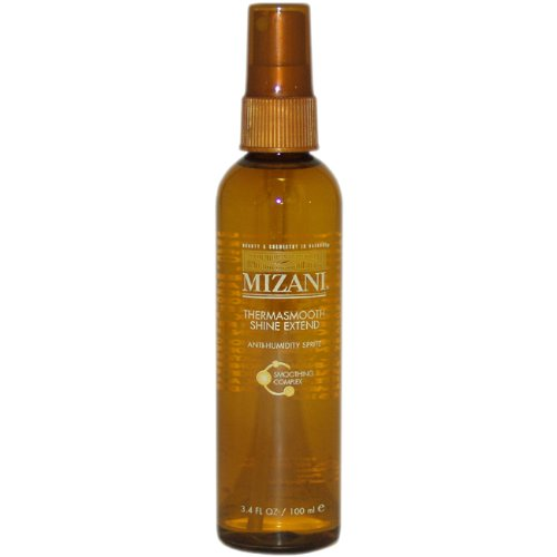 Thermasmooth Shine Extend Anti Humidity Spritz By Mizani for Unisex, 3.4 Ounce