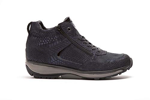 Blu Donna Sneaker Xsensible Scuro Xsensible Sneaker qwxW6aF