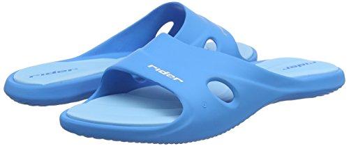 RAIDER - SLIDE FEET - R80216 - Tongs - Femme - Taille: 40 - Bleu