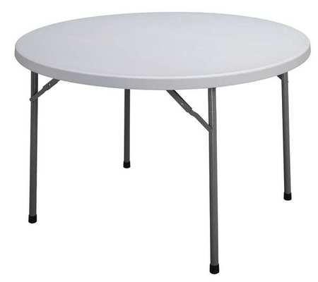Round Folding Table, 71