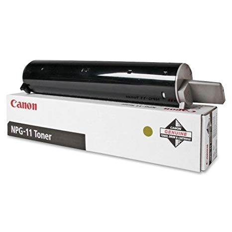 Canon 1382A003AA NPG-11 OEM Copier Toner Yields 2,500 Pages ()