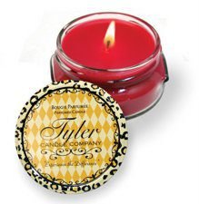 Prestige Collection 3.4oz one Wick Tyler Candle - Hippie Chick Scent ()