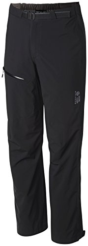 Mountain Hardwear Men's Stretch Ozonic¿ Pant Black Large 32