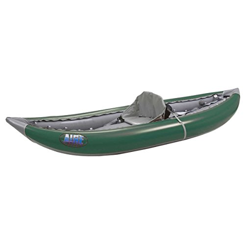 AIRE Lynx 1 Inflatable Kayak-Green