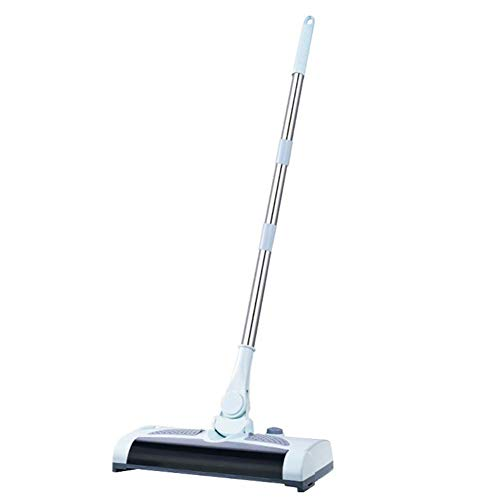 Electric Smart Mini Rotary Sweeper Brooms with Vacuum Function Vacuum Cleaner Wireless (US Standard)