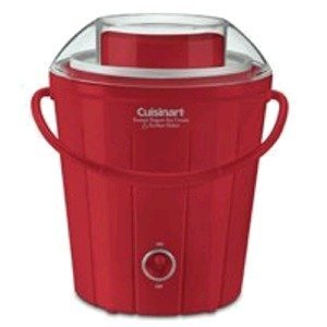 Review Cuisinart ICE25R Classic Frozen