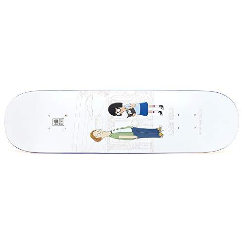 本会議広く読みやすいHABITAT DECK ハビタット デッキ MARK SUCIU BOB'S BURGERS 8.0 スケートボード スケボー SKATEBOARD