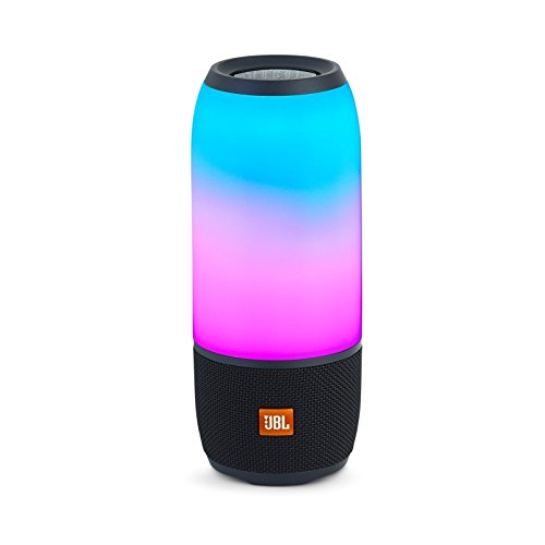 Find Discount JBL Pulse 3 Wireless Bluetooth IPX7 Waterproof Speaker (Black) (Renewed)
