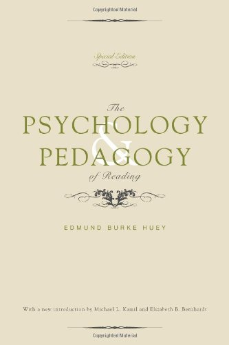 The Psychology and Pedagogy of Reading