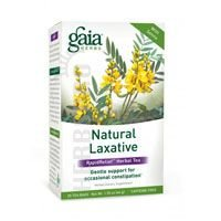 Natural Laxative Rapid Relieve Herbal Tea 16 Bags