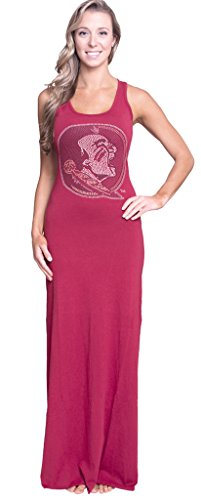 Coqueta Swimwear MISS FANATIC Maxi Dress Money Maker Florida State Seminoles-MD