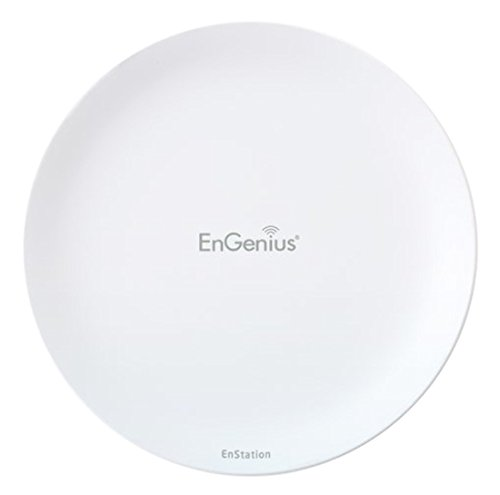 EnGenius Technologies 2.4 GHz High-Powered, Long-Distance Wireless N300 Outdoor AP/Client Bridge ()