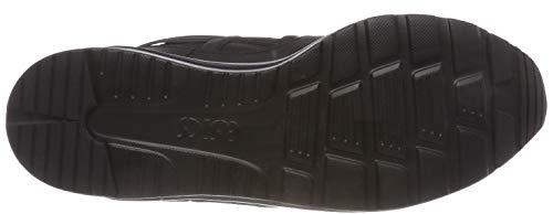 Gel Sneaker Uomo Nero Asics Hikari black black 001 lyte xHaFwaq