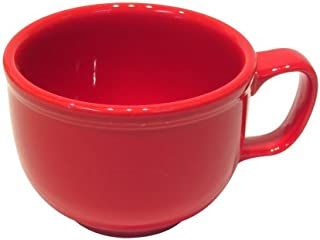 product image for Fiesta 18-Ounce Jumbo Cup, Scarlet