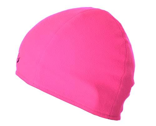 DSG Outerwear Reversible Beanie Realtree Edge Camo (Blaze Pink) (Pink Camo Vest Women)