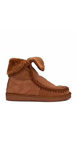 Brown Women's Leather Gioseppo Women's Gioseppo Boots UfTxw7WUYq