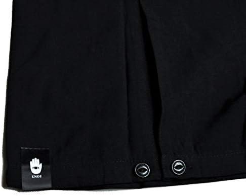 ☆CREAM SODA ドクロ 刺繍 シャツ 『 BLACK 』 (半袖) ☆ PINK DRAGON クリームソーダ