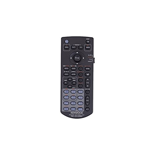 KENWOOD DDX-512 DDX-714 DDX-8019 DDX-812 DDX-814 DNX-7000EX DNX-7100 DNX-710EX DNX-7120 OEM GENUINE REMOTE CONTROL PLUS WORKS ON 10 OTHER MODELS SEE DESCRIPTION