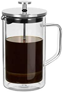 Avanti Capri Double Wall Coffee Plunger, 4 Cup/600 ml Capacity