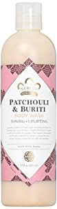 Nubian Heritage Patchouli & Buriti Body Wash, 13 Ounce