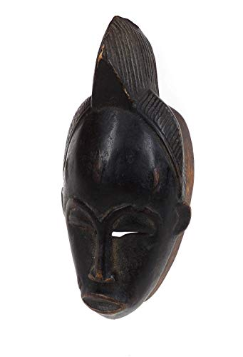 Mblo Passport Ivory Coast African Art ()