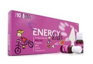 ENERGY KIDS HOMEOSOR 10 VIALES 15 ML
