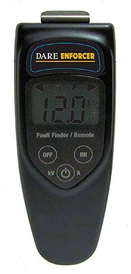 Dare Products 3460 Electric Fence Fault Finder, LCD, Cordless, 9-Volt - Quantity 4 by Dare