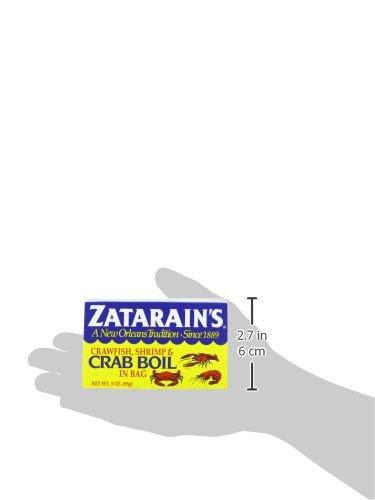 Zatarain's Dry Crawfish, Shrimp and Crab Boil, 3 oz (Pack of 12) by Zatarain's (Image #9)