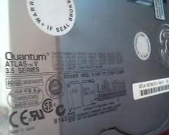 XC18L01102C Quantum XC18L011-02-C Atlas XC18L011-02-C 18.3 GB Ultra 160 68 PIN SCSI Hard Drive