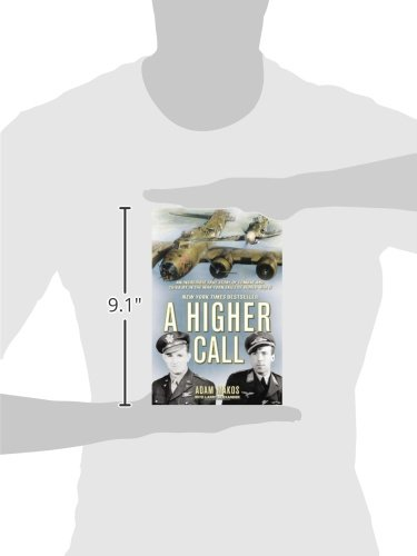 Image of A Higher Call: An Incredible True Story of Combat and Chivalry in the War-Torn Skies of World War II