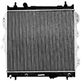 TYC 2677 Compatible with Chrysler PT Cruiser 1-Row Plastic Aluminum Replacement Radiator