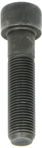 Alloy Steel Socket Cap Screw, Black Oxide Finish, Internal Hex Drive, Meets DIN 912/ISO 898, 100mm Length, Fully Threaded, M5-0.8 Metric Coarse Threads, Imported (Pack of 100) by Small Parts (Image #2)
