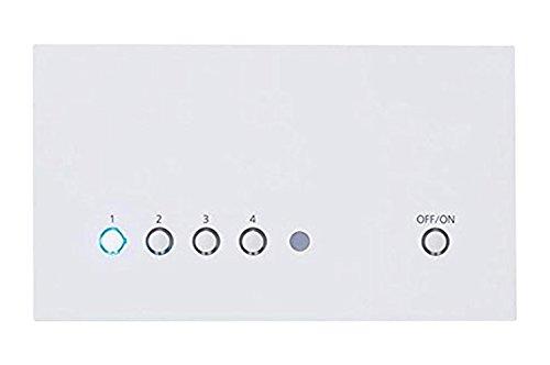 パナソニック 照明 リビングライコン5回路マルチ高機能調光タイプ(親器) 【NQ28752WK】[新品]【RCP】 B00KDAORBA