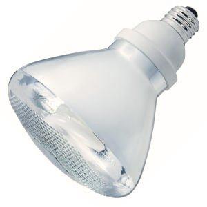 Fluorescent Reflector (Philips 157156 EL/A PAR38 23W Marathon Reflector Flood Compact Fluorescent Light Bulb)