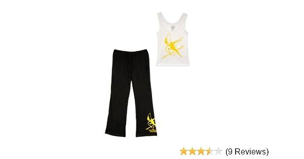 Amazon.com: The Hunger Games Movie Pajama Set