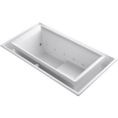 Sok Drop-In Effervescence Bath with Chromatherapy and Right-Hand ()