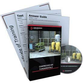 Convergence Training Compressed Air Fundamentals DVD, C-365B (C-365B)