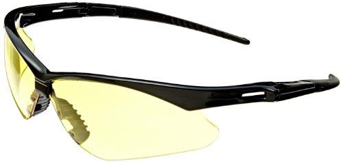 Jackson Safety 25659 V30 Nemesis Safety Glasses, Amber Lense