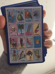 Amazon.com : Authentic Mexican Loteria Bingo Chalupa Game