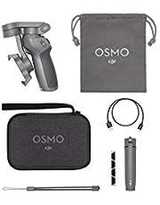DJI Osmo Mobile 3 Combo, 3-Assige Smartphonestabilisator, Compatibel Met Iphone En Smartphone Android, Licht En Draagbaar Ontwerp, Stabiele Opname, Intelligente Besturing en Statief