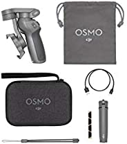 DJI Osmo Mobile 3 Combo - 3-Axis Smartphone Gimbal Handheld Stabilizer Vlog Youtuber Live Video for iPhone And