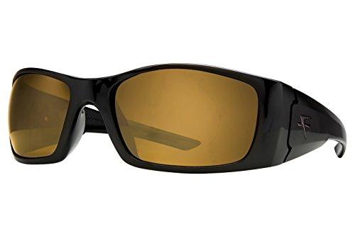 Fatheadz Eyewear Men's Nitro V2.0 FH-V122-1BR Polarized Wrap Sunglasses, Black, 66 - Fatheadz Amazon Sunglasses