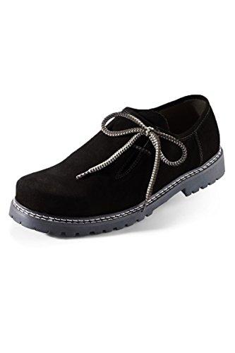 Schuhe schwarz MADDOX Therese und H500010 Ludwig Zürich Herren wn1q6xI1p