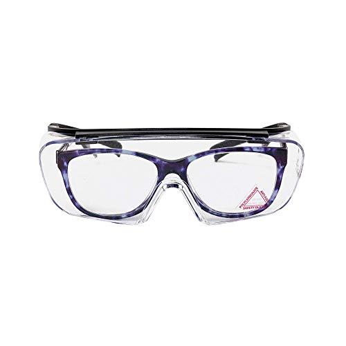 SAFE HANDLER Duarte Premium Over Glasses | ANSI Z87.1, Impact Resistant Polycarbonate Lens, UV400, Anti-Fog & ()