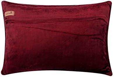 Amazon.com: Funda de cojín de terciopelo ombré para sofá o ...