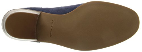 Cole Haan Women's Abbot Boot, Blazer Blue Suede, 9 B US by Cole Haan (Image #3)