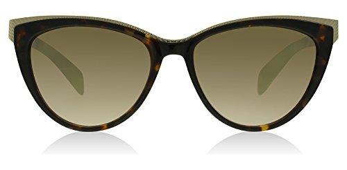 Ted Baker TB1466 145 Tortoiseshell Swift Cats Eyes Sunglasses Lens Category 3 - Sunglasses Ted Baker