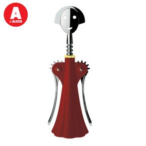 Alessi Anna G. Corkscrew Green by Alessandro Mendini by Alessi