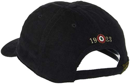 Nero Aeronautica Nero 0101 Béisbol de Hombre para Cappellino Militare Gorra 0xwn8q0r4