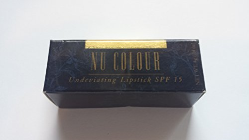 """Nu skin Nu colour SPF15 Undeviating Lipstick """"COSMOPOLITIAN RED #1701 09"""" 4g (.14) VERY HARD TO FIND!!!"""